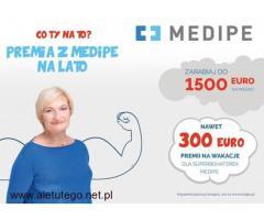 Opiekunki praca Niemcy - do 1500 euro